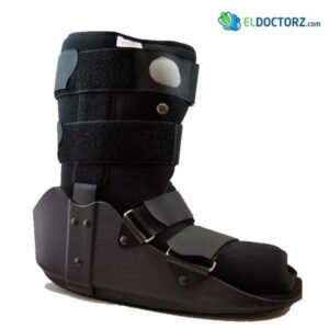 Short Air Walking Boot WellCareis a medical device for the feet that reflects enormously on the foot condition. The short air will specifically aid the diabetic feet